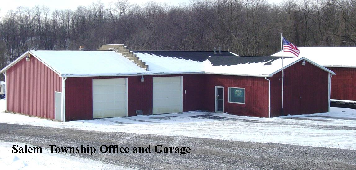 Township Garage & Office